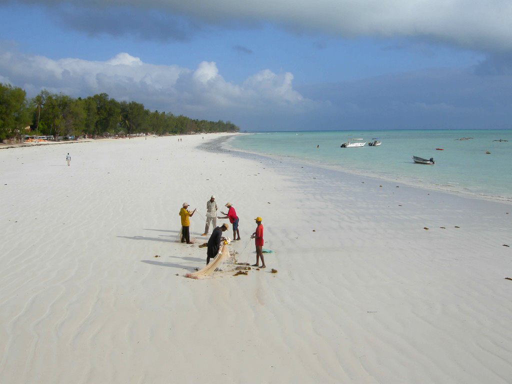 Пляж Кивенгва в Занзибаре, фото 7