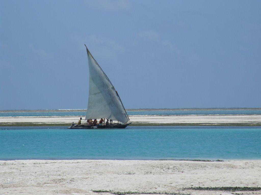 Пляж Кивенгва в Занзибаре, фото 9