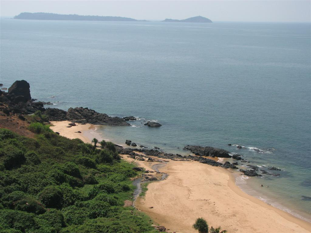 Пляж Конакона в Индии, фото 3