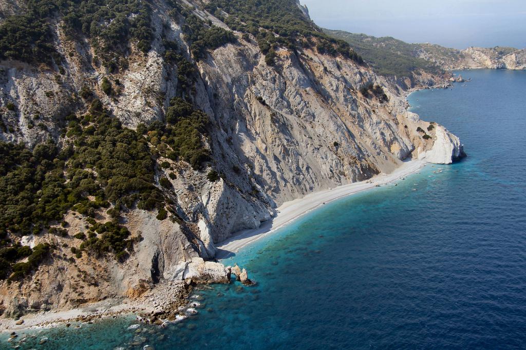 Пляж Лалария в Греции, фото 2
