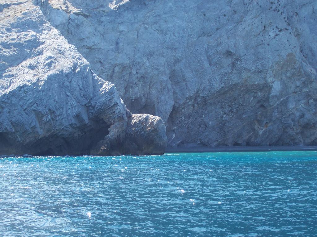 Пляж Лалария в Греции, фото 5