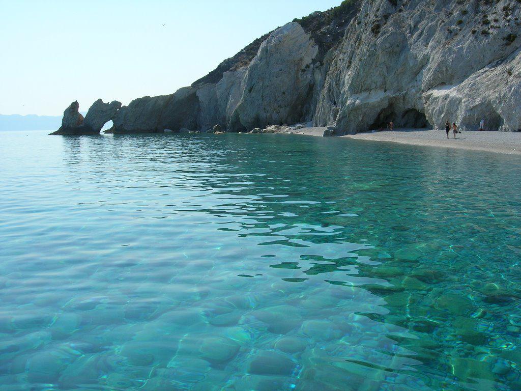 Пляж Лалария в Греции, фото 6