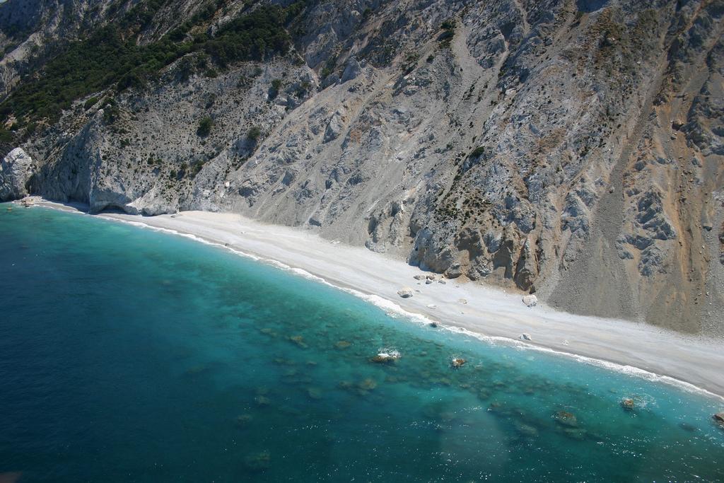 Пляж Лалария в Греции, фото 8