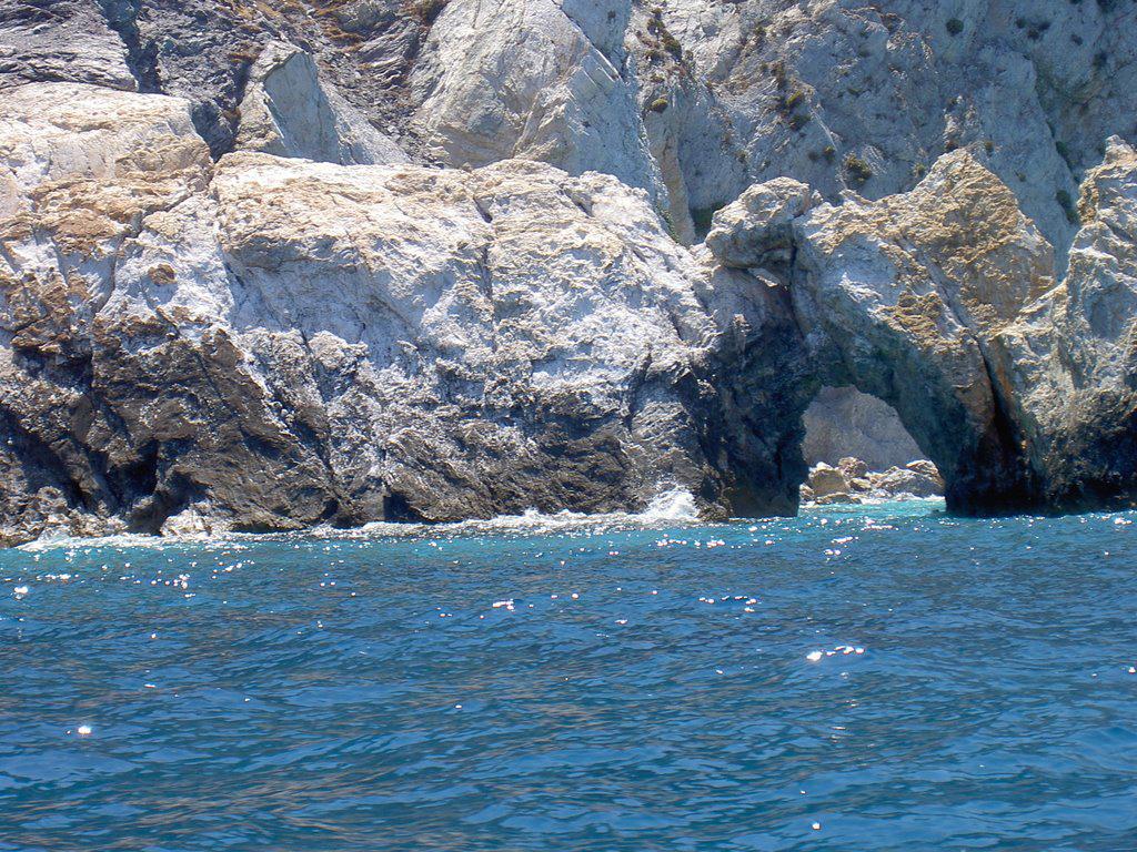 Пляж Лалария в Греции, фото 10