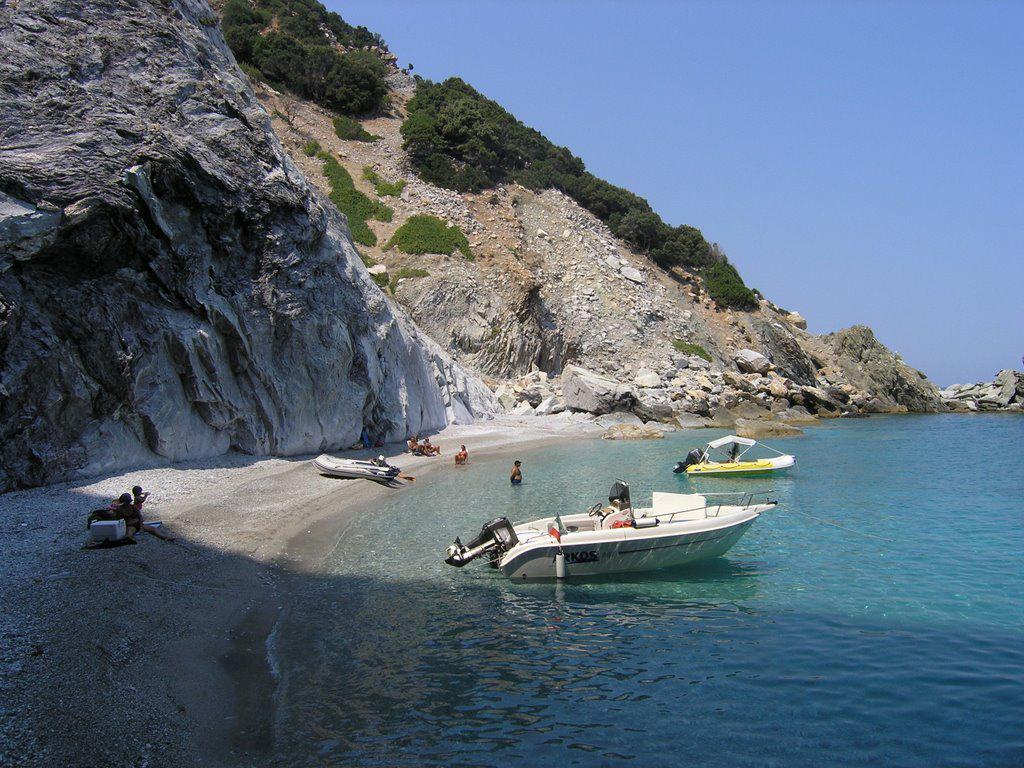 Пляж Лалария в Греции, фото 12