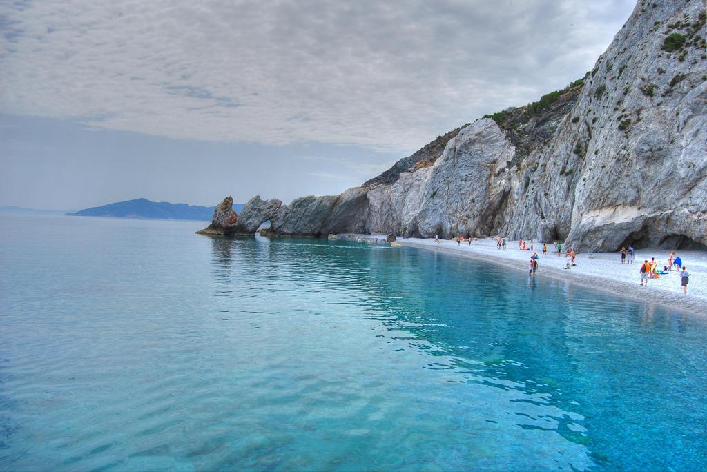 Пляж Лалария в Греции, фото 13