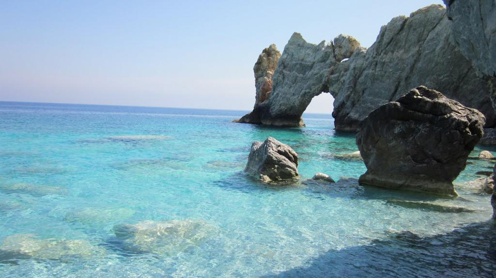 Пляж Лалария в Греции, фото 14