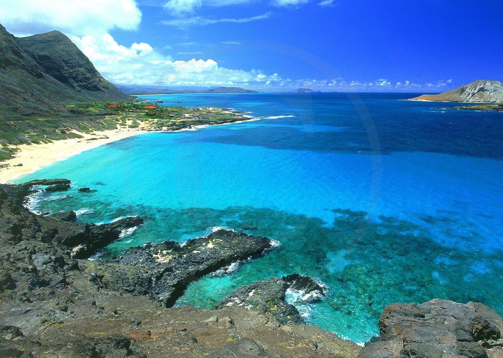 Пляж Макапуу в США, фото 2
