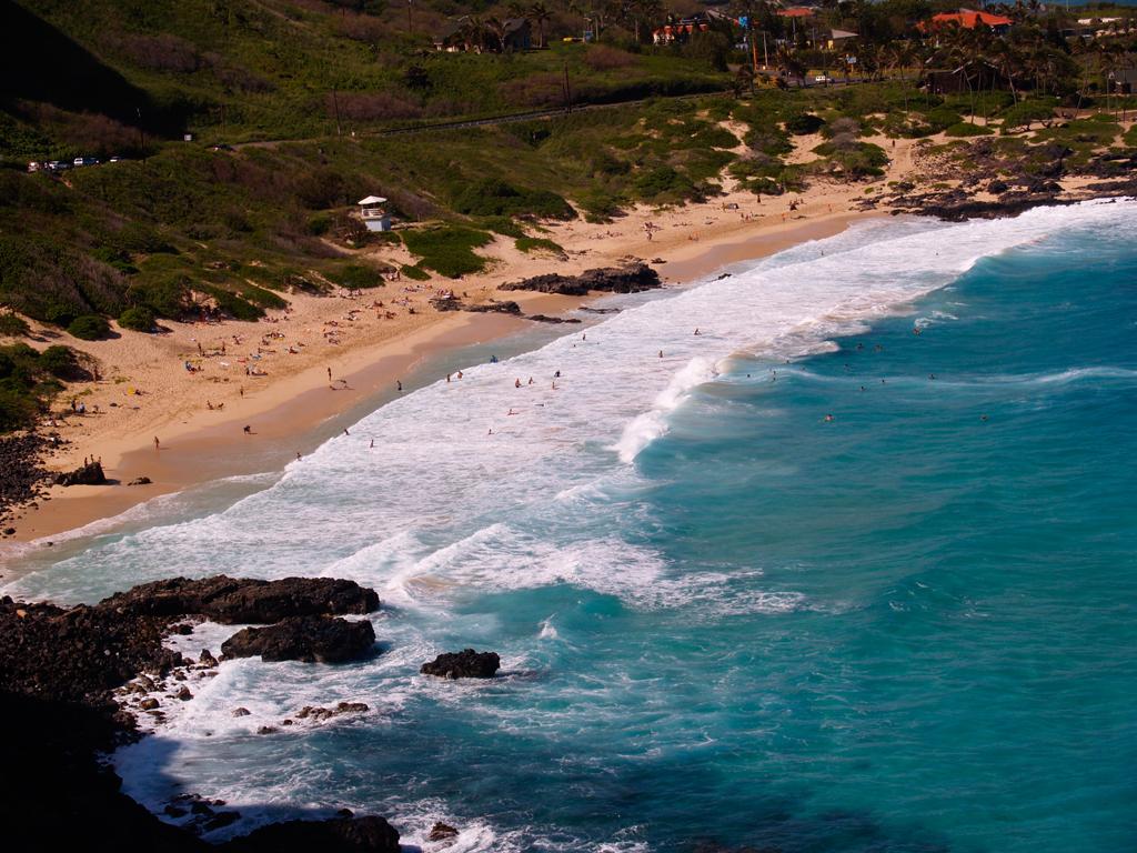 Пляж Макапуу в США, фото 4
