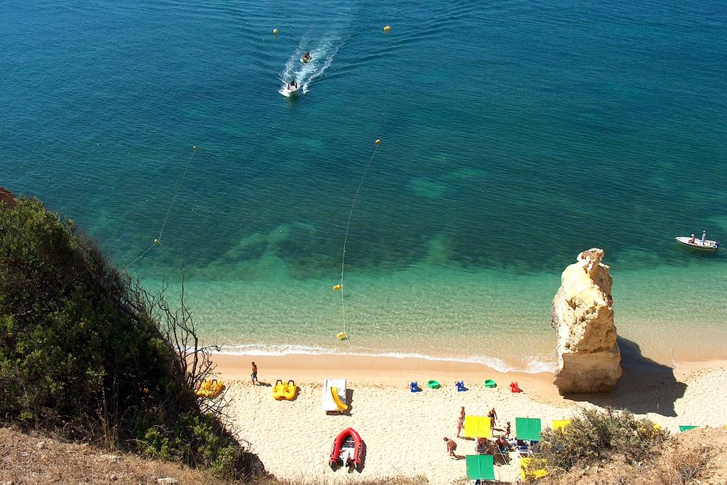 Пляж Маринья в Португалии, фото 5
