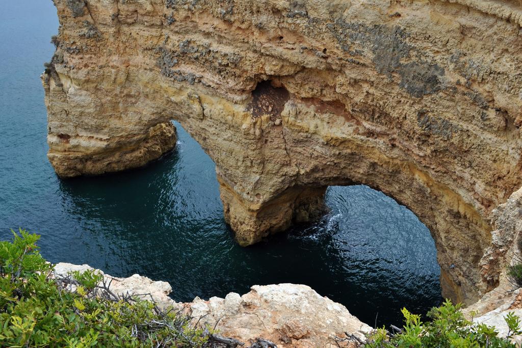 Пляж Маринья в Португалии, фото 9