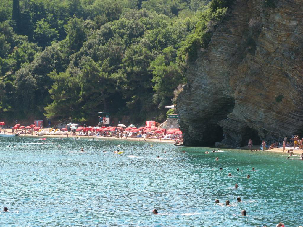 Пляж Могрен в Черногории, фото 3