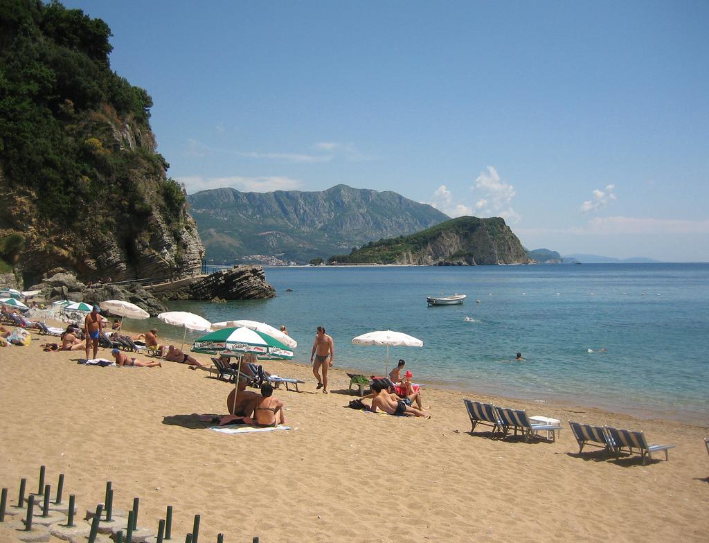 Пляж Могрен в Черногории, фото 5