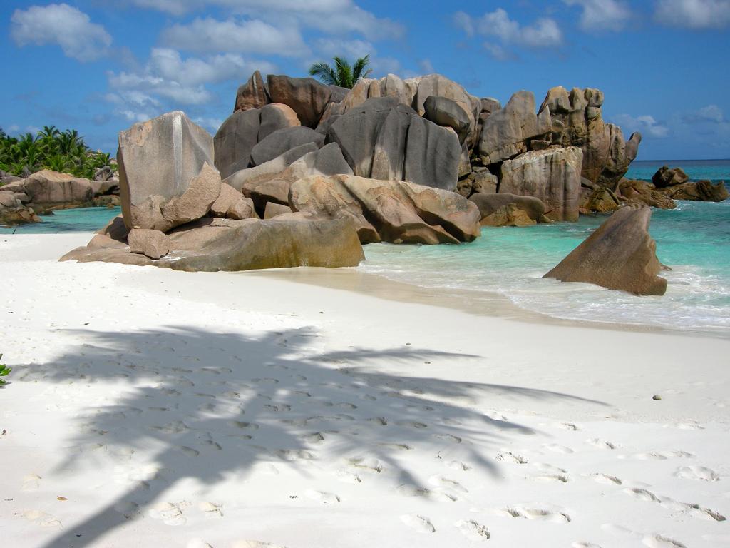 Пляж острова Ла Диг на Сейшельских островах, фото 4