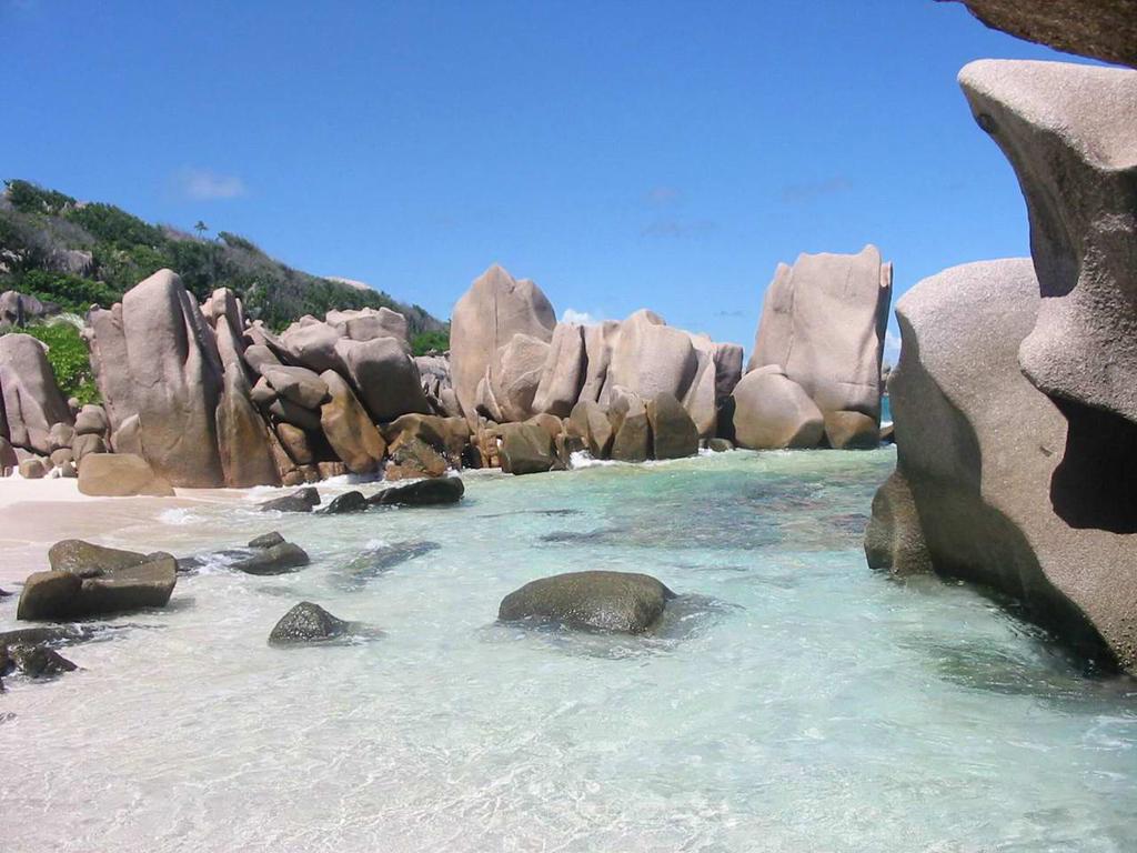 Пляж острова Ла Диг на Сейшельских островах, фото 5
