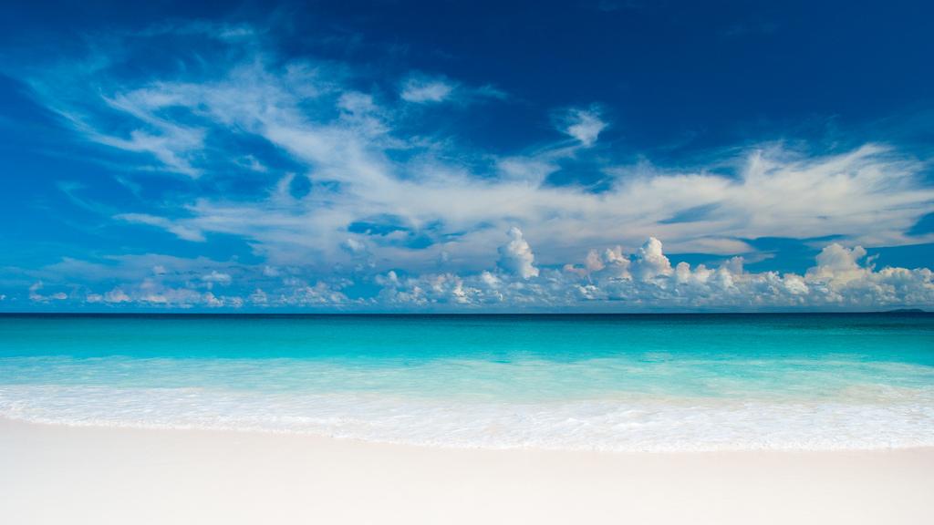 Пляж острова Ла Диг на Сейшельских островах, фото 10