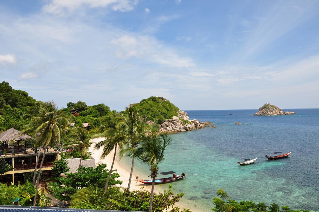 Пляж острова Тао в Таиланде, фото 1