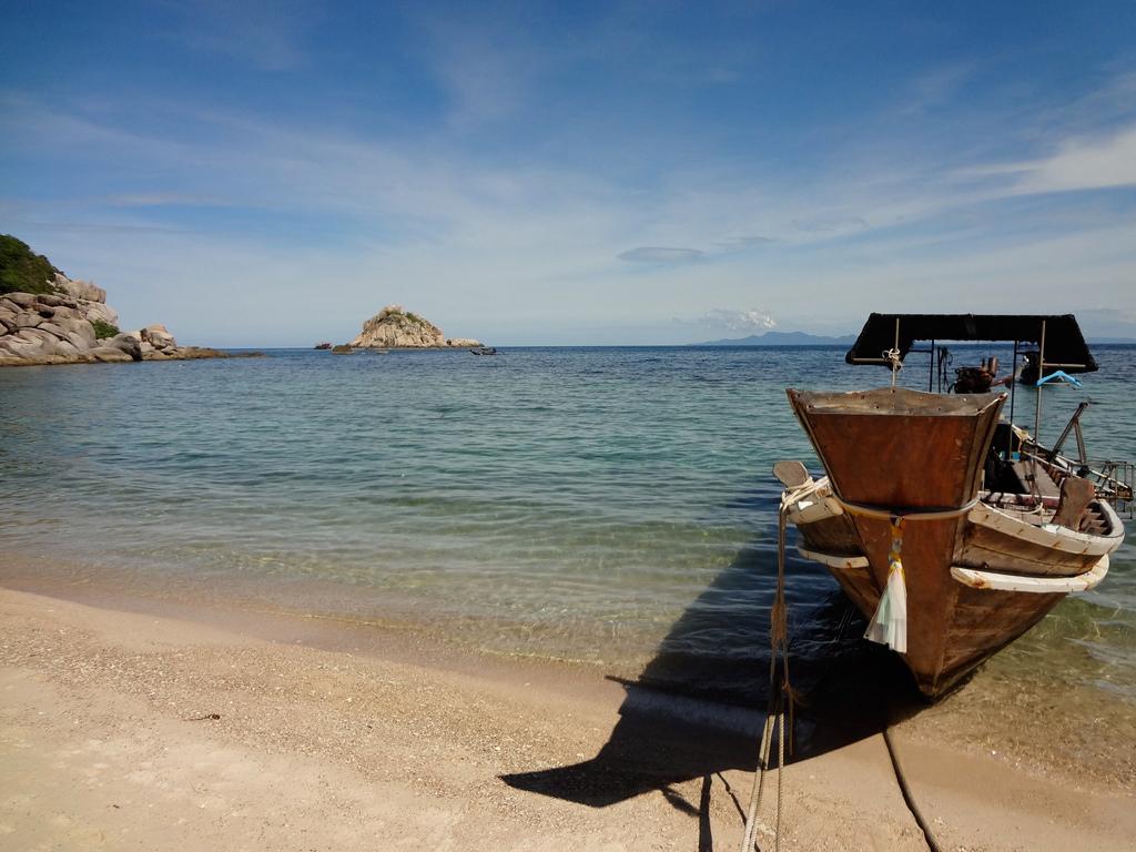 Пляж острова Тао в Таиланде, фото 2