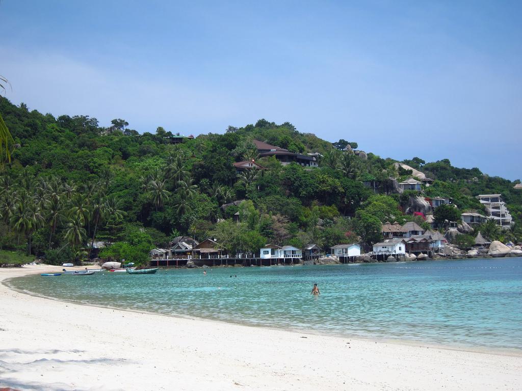 Пляж острова Тао в Таиланде, фото 3