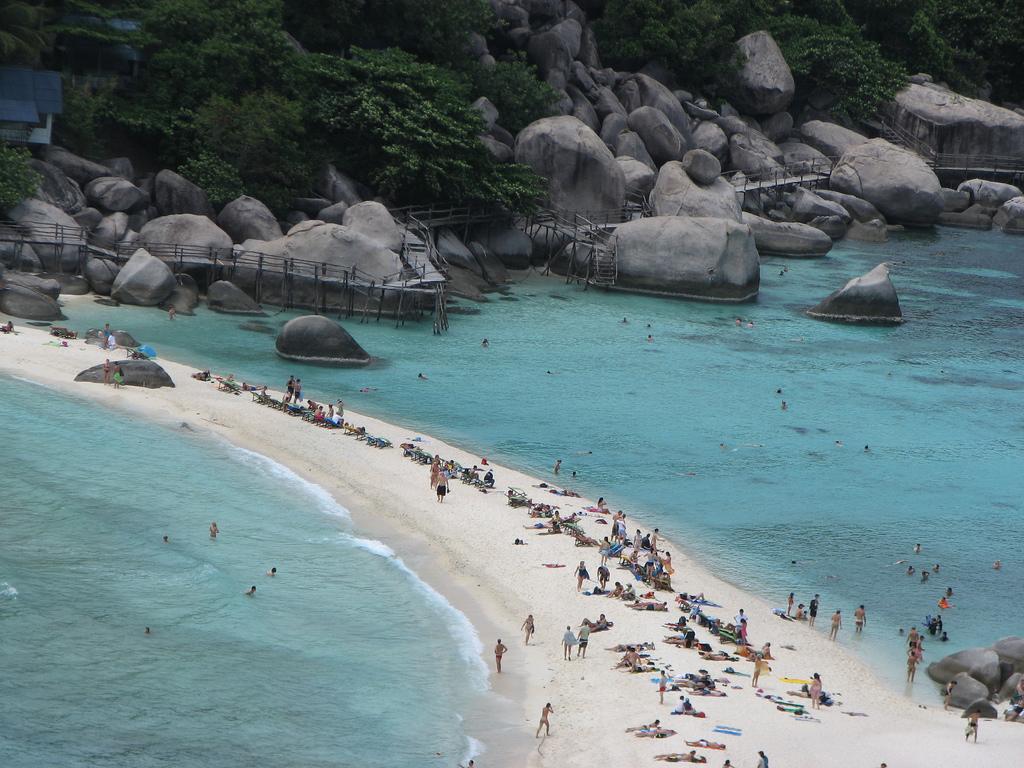 Пляж острова Тао в Таиланде, фото 4