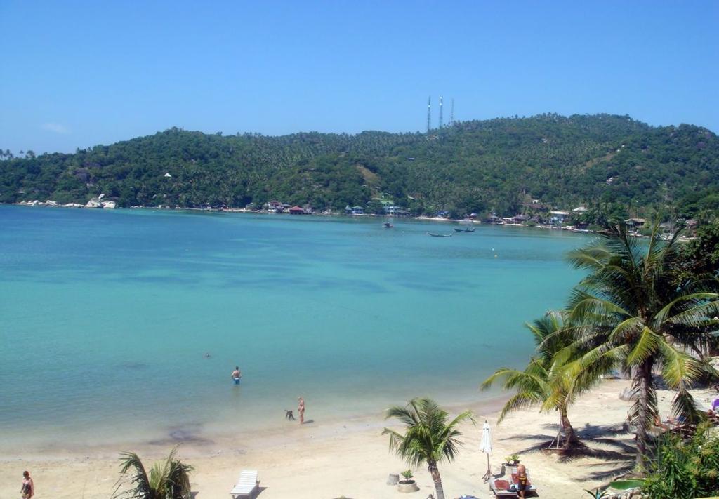 Пляж острова Тао в Таиланде, фото 5