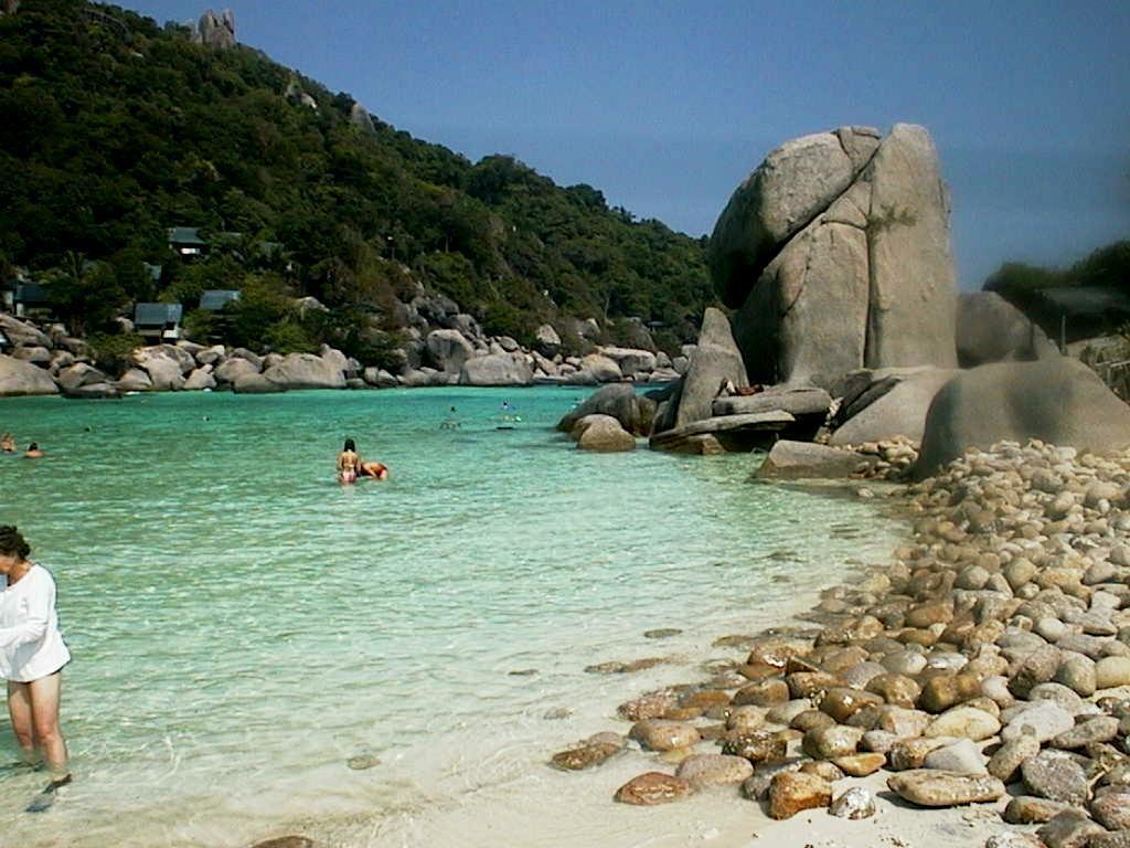 Пляж острова Тао в Таиланде, фото 6