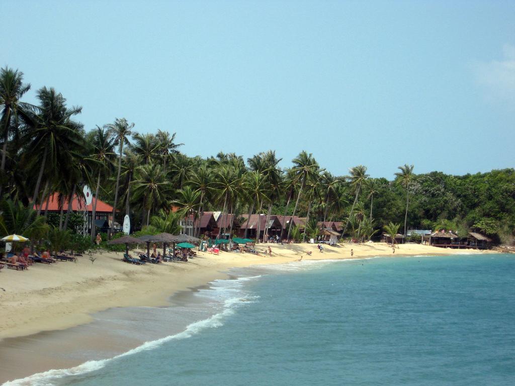 Пляж острова Тао в Таиланде, фото 7