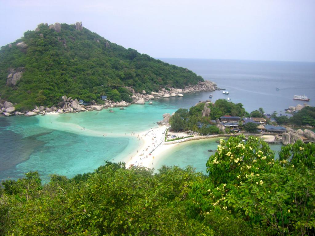 Пляж острова Тао в Таиланде, фото 8