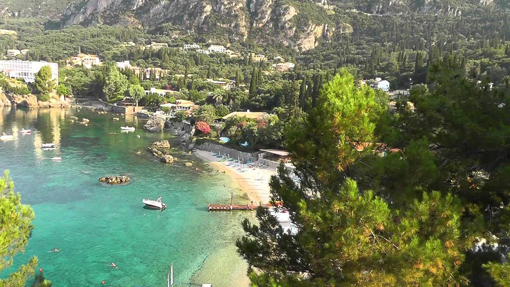 Пляж Палеокастрицы в Греции, фото 13