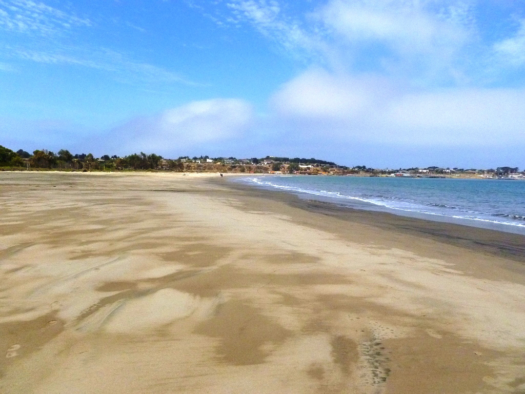 Пляж Пичидангуи в Чили, фото 5