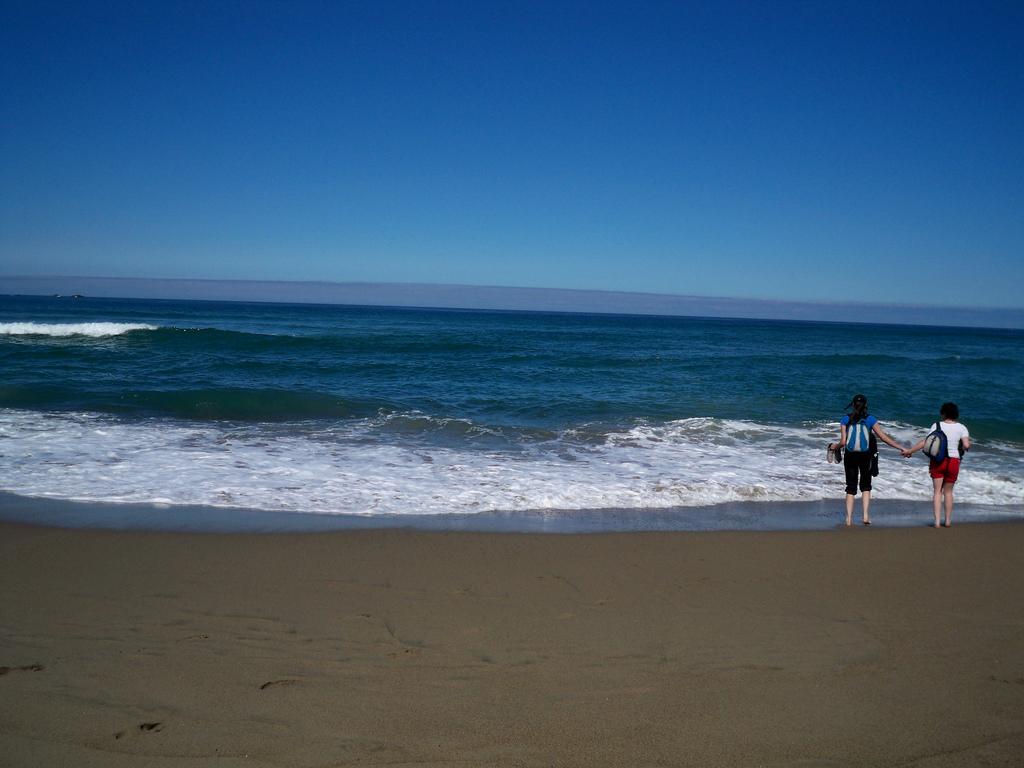 Пляж Пичидангуи в Чили, фото 8