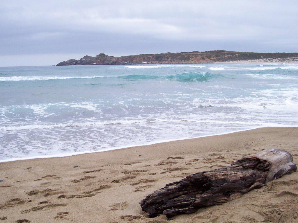 Пляж Пичидангуи в Чили, фото 9