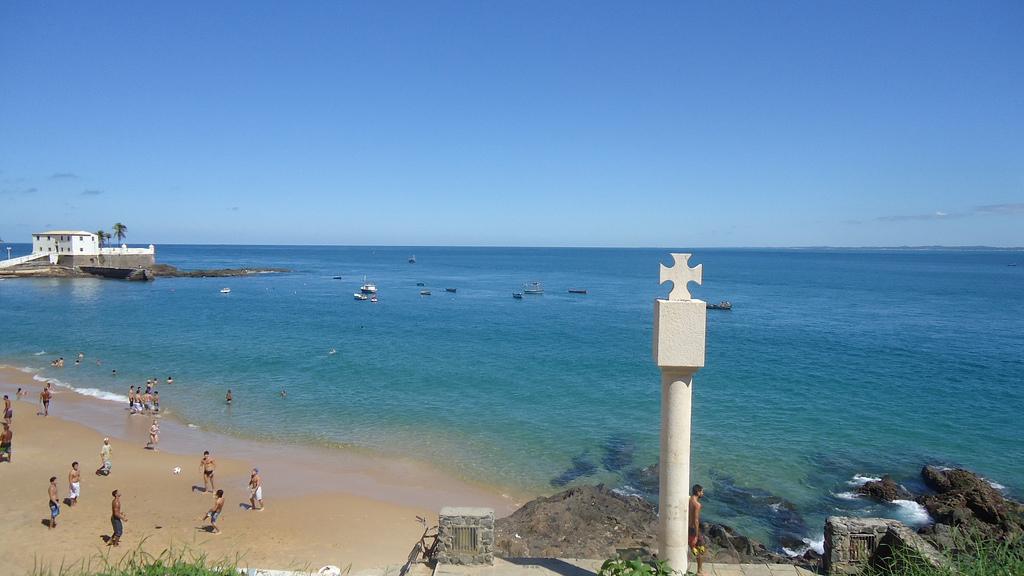 Пляж Порто да Барра в Бразилии, фото 5