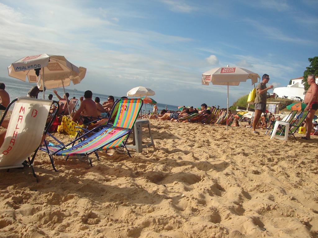 Пляж Порто да Барра в Бразилии, фото 6