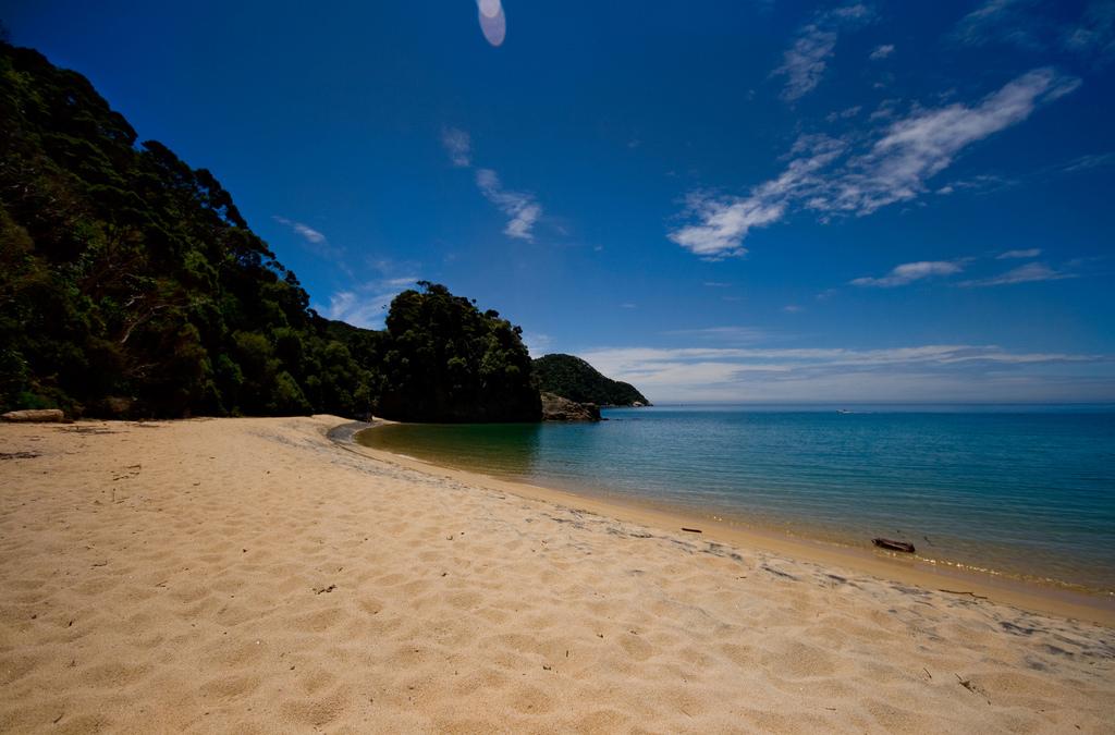 Пляж Тасман Бэй в Новой Зеландии, фото 2