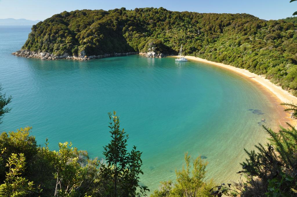 Пляж Тасман Бэй в Новой Зеландии, фото 3