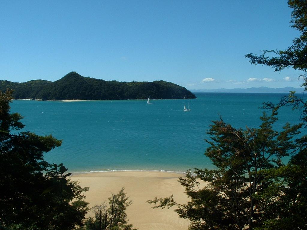 Пляж Тасман Бэй в Новой Зеландии, фото 4