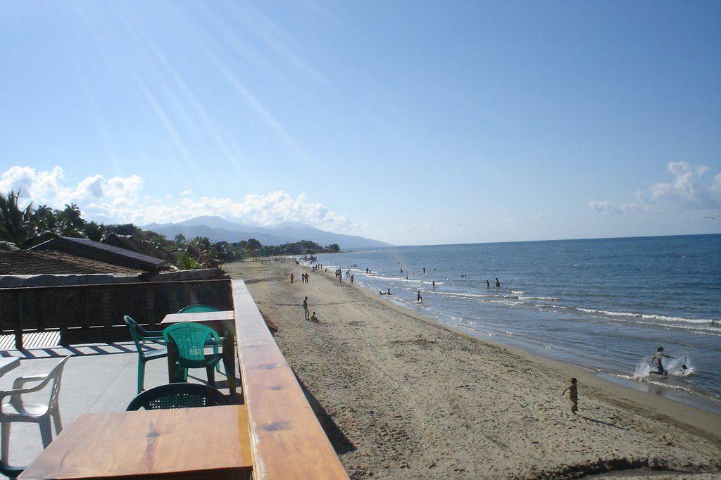 Пляж Трухильо в Гондурасе, фото 1