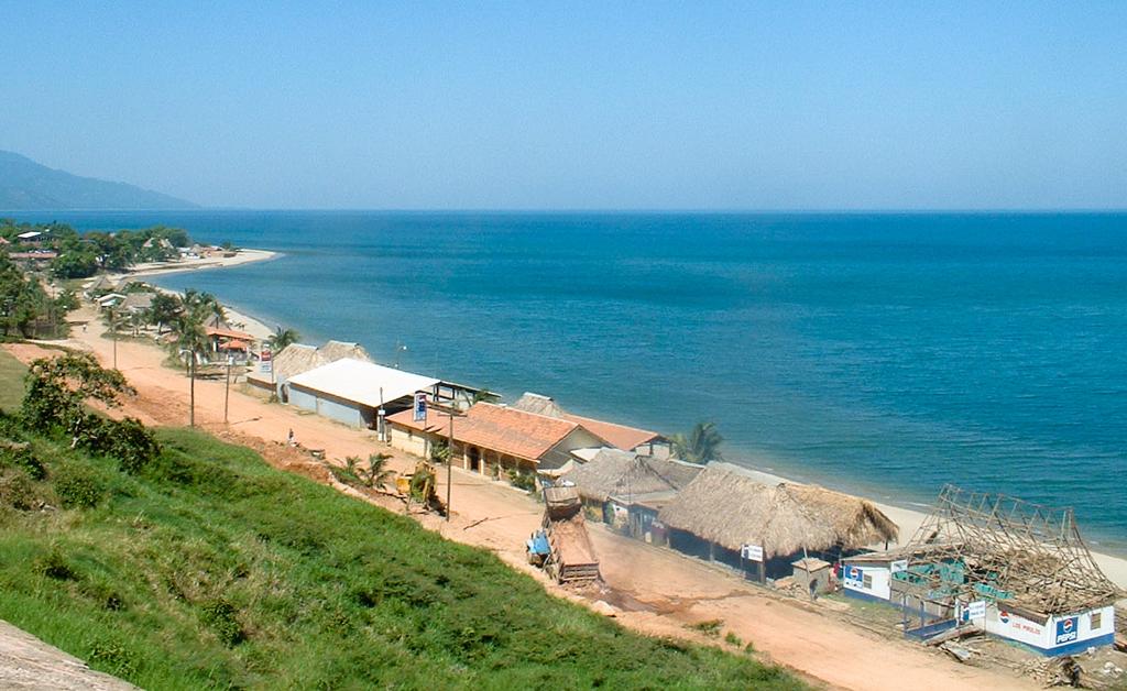 Пляж Трухильо в Гондурасе, фото 4