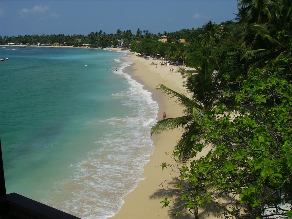 Пляж Унаватуна в Шри-Ланке, фото 1