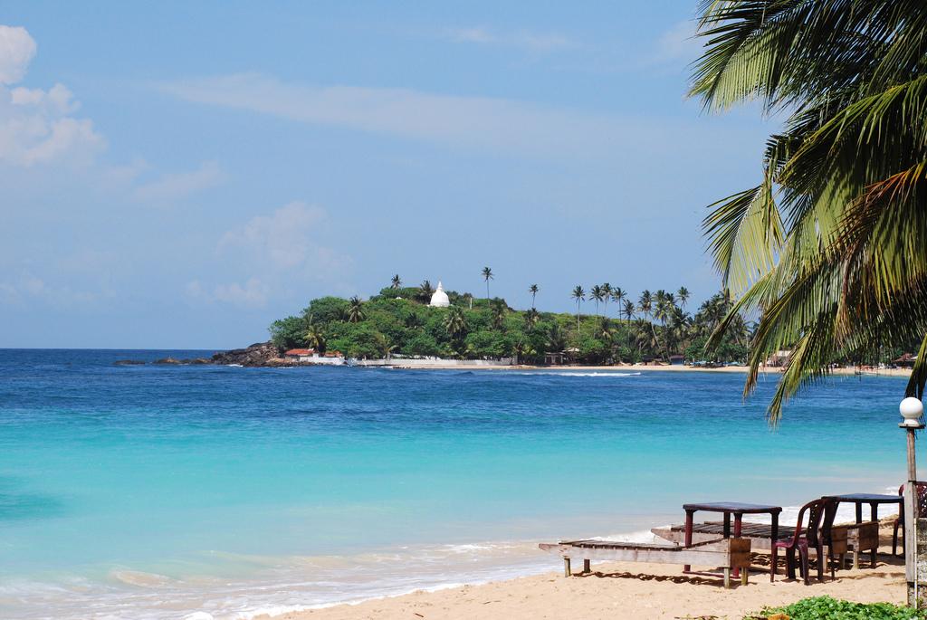 Пляж Унаватуна в Шри-Ланке, фото 2