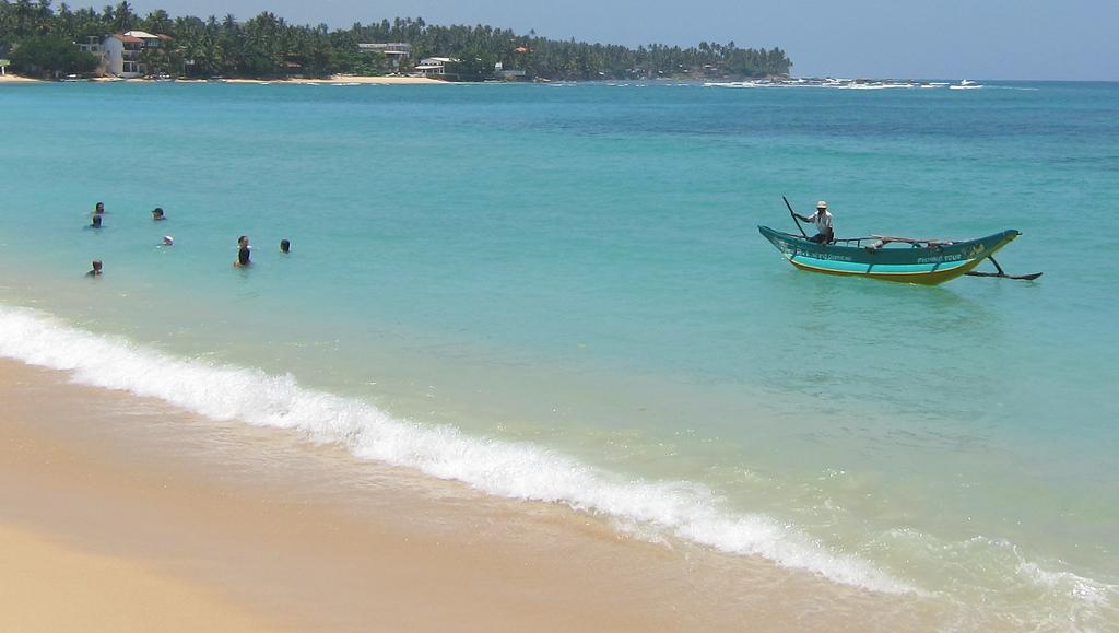 Пляж Унаватуна в Шри-Ланке, фото 3