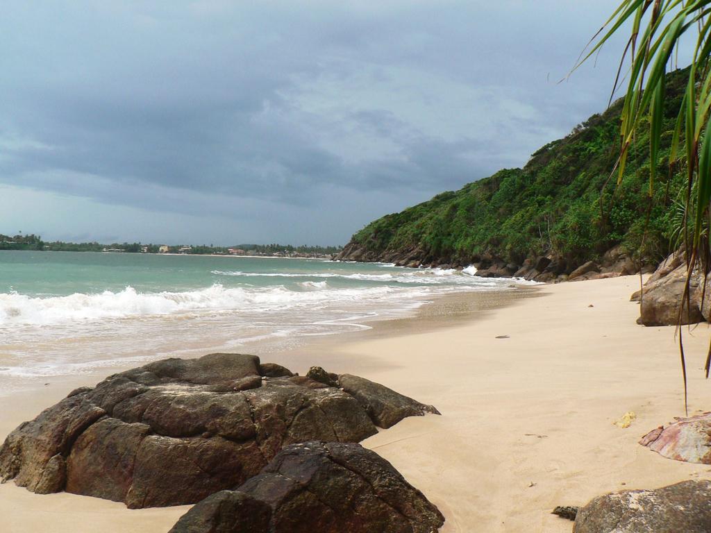 Пляж Унаватуна в Шри-Ланке, фото 5