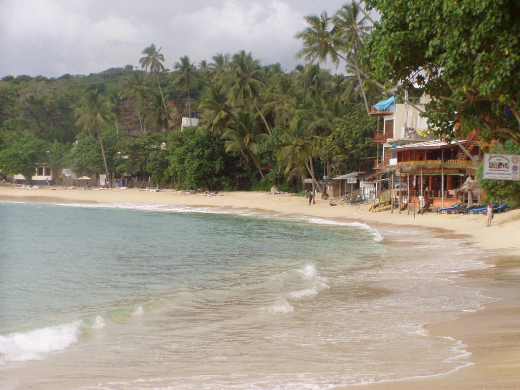 Пляж Унаватуна в Шри-Ланке, фото 7