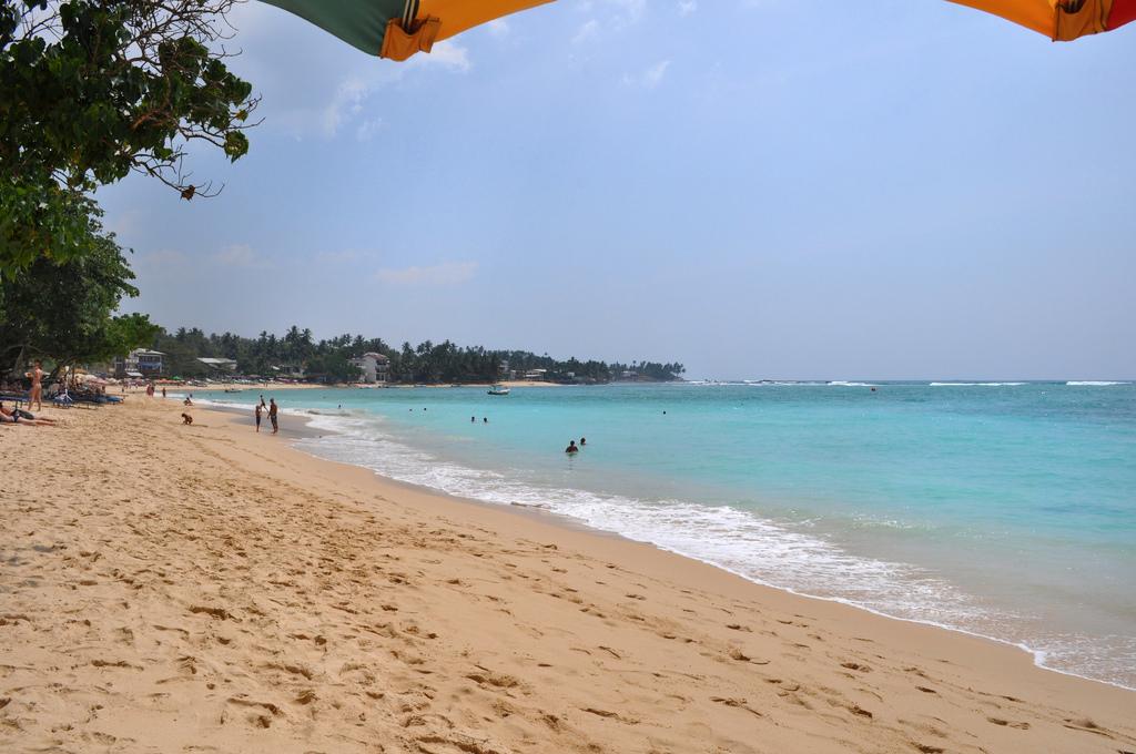 Пляж Унаватуна в Шри-Ланке, фото 9