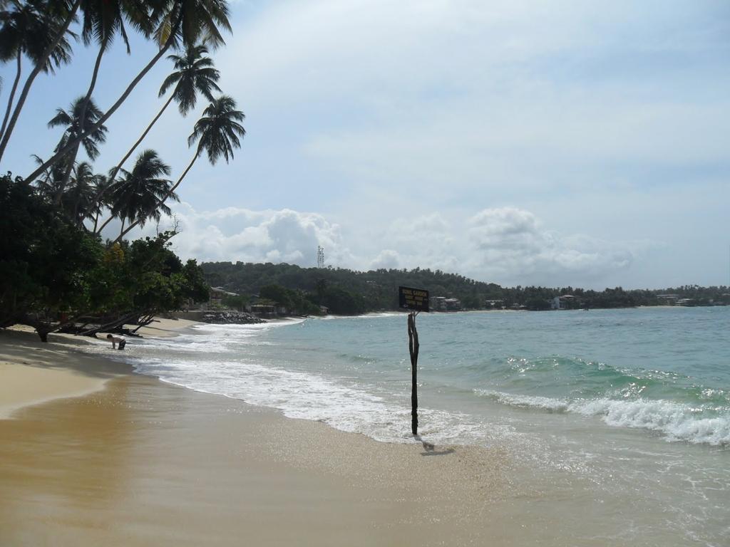 Пляж Унаватуна в Шри-Ланке, фото 11