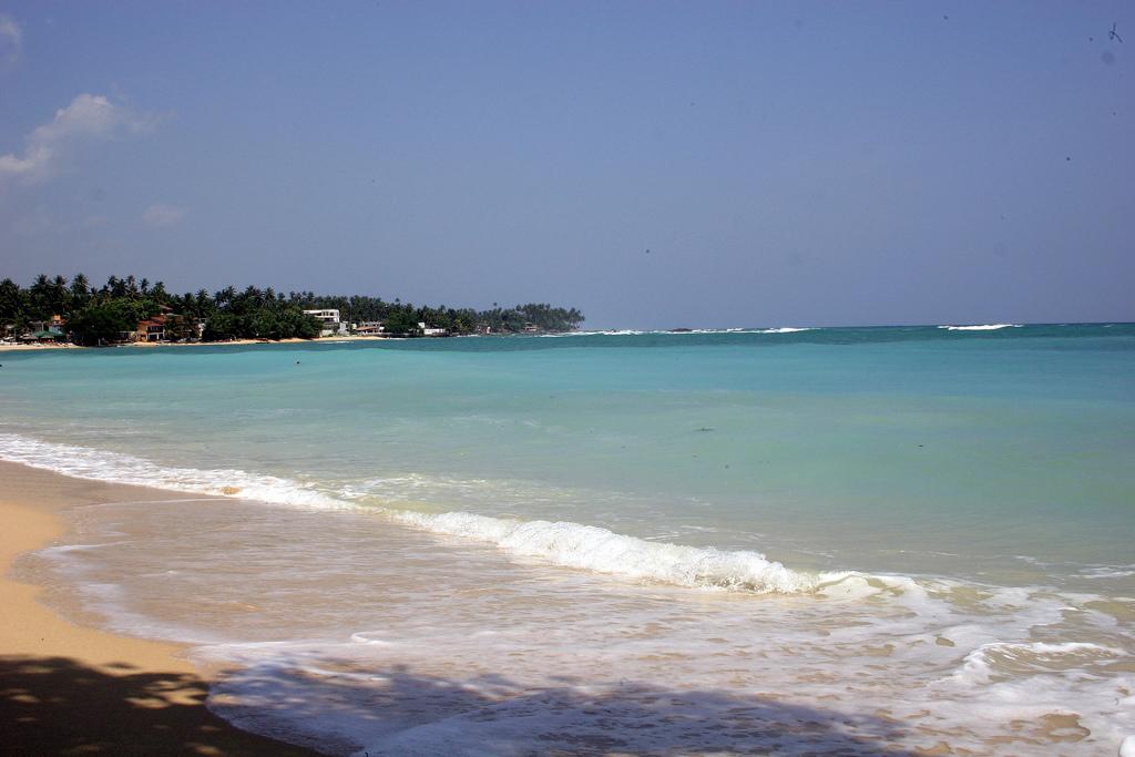 Пляж Унаватуна в Шри-Ланке, фото 13