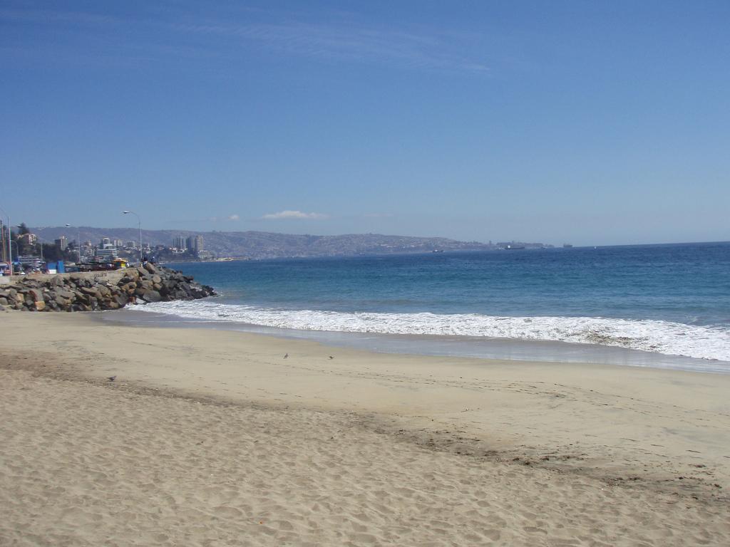 Пляж Винья-дель-Мар в Чили, фото 4