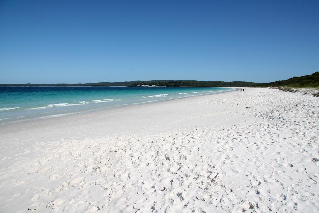 Пляж Хайамс в Австралии, фото 2