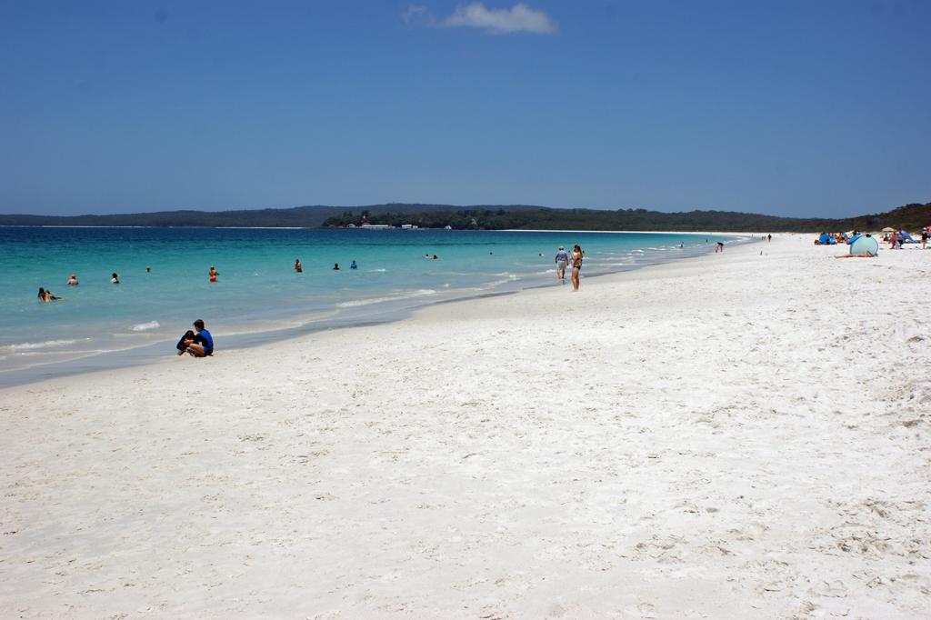 Пляж Хайамс в Австралии, фото 3